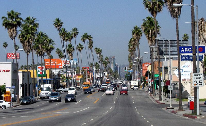 Sunset Boulevard- Foto: Markus Studer