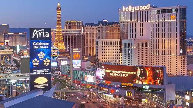 Uhrzeit In Las Vegas