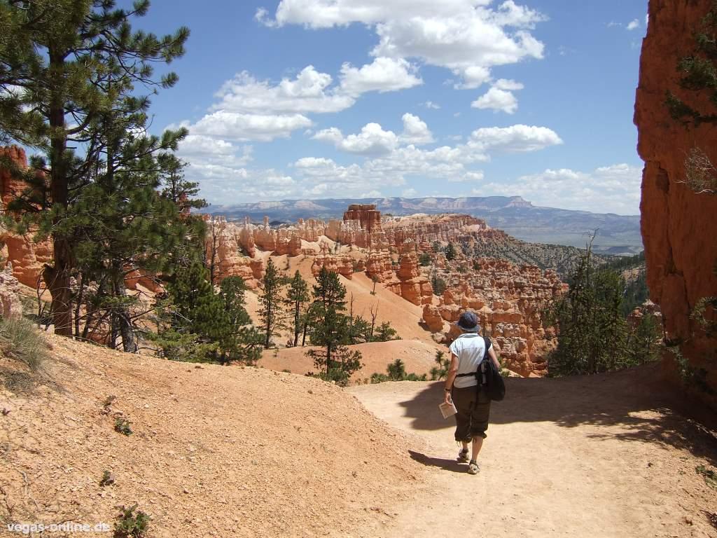 western adventure wanderreise