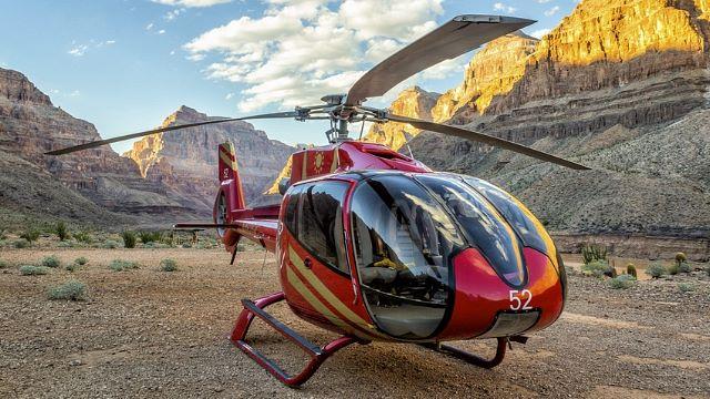Grand Canyon Heli