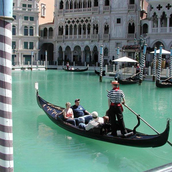 Hotel Venetian (aussen)