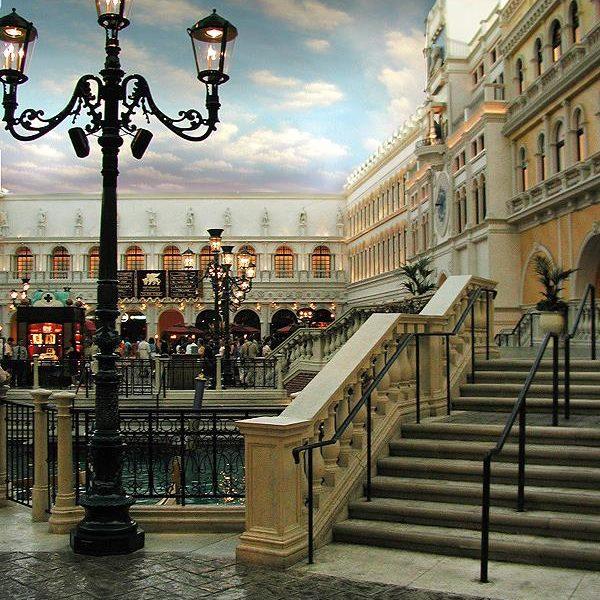 Hotel Venetian (innen)