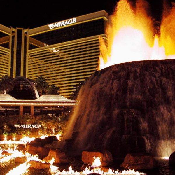 Hotel Mirage Vulkan
