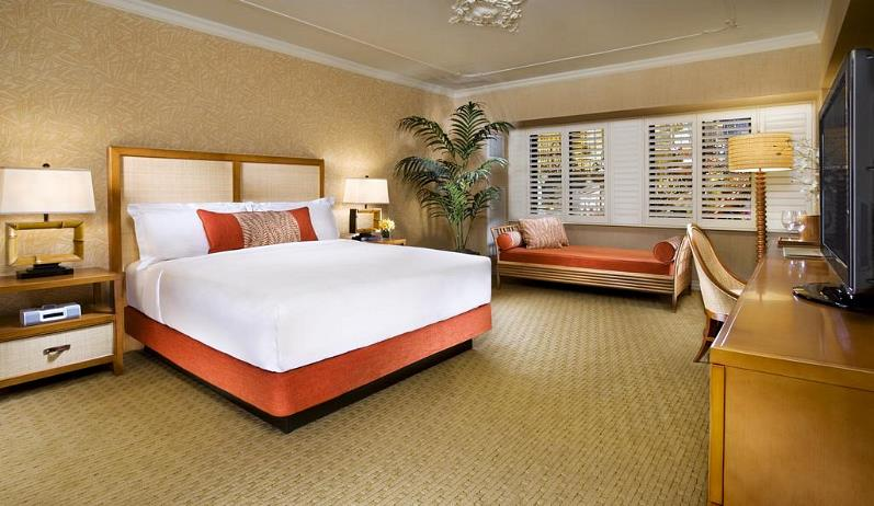 Paradise Tower Room