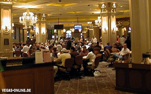 Poker Room Hotel Venetian