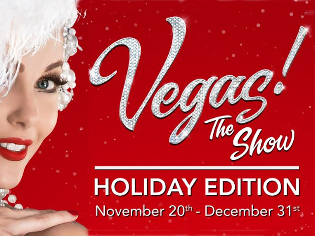 Vegas Holiday Edition