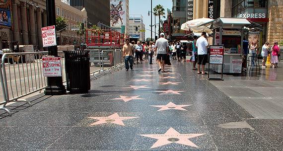 Walk of Fame - Foto: Christian Haugen