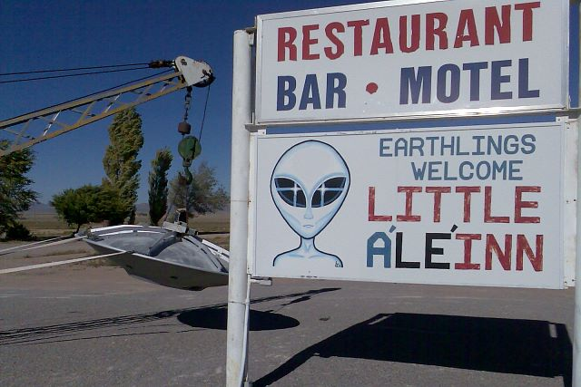 Area 51 Rachel