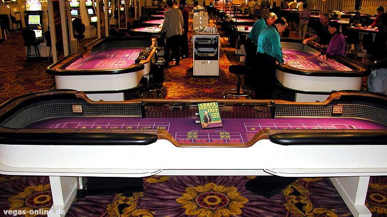 Craps in Las Vegas