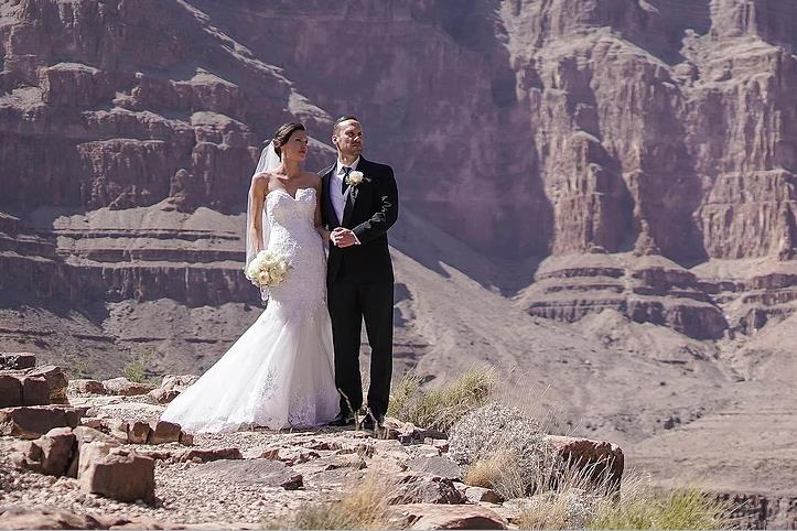 Heiraten Grand Canyon