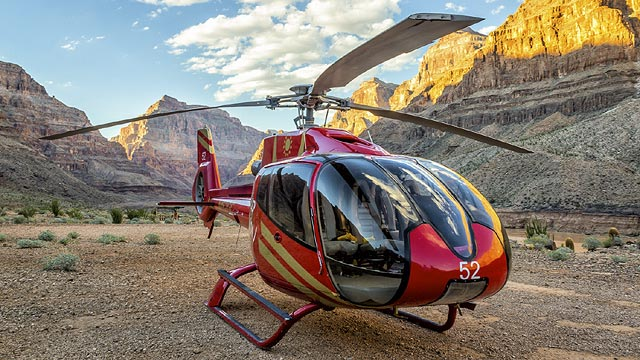 Los Angeles Grand Canyon Helicopter Tour