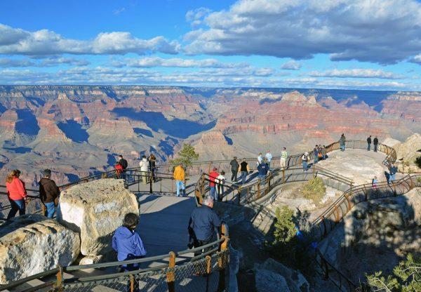 Grand Canyon National Park - Aussichtspunkte - Wandern ...