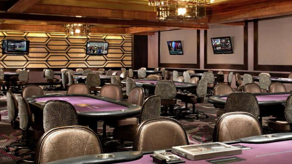 Mirage Poker Room