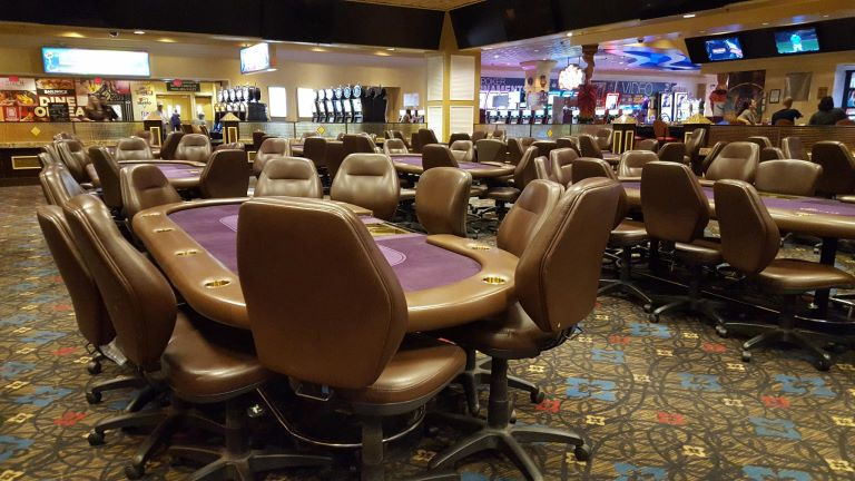 Hotel Orleans Pokerroom