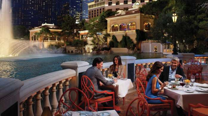 Restaurant Picasso Las Vegas Reisefuhrer
