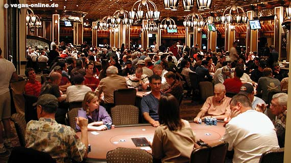 Poker Room Bellagio