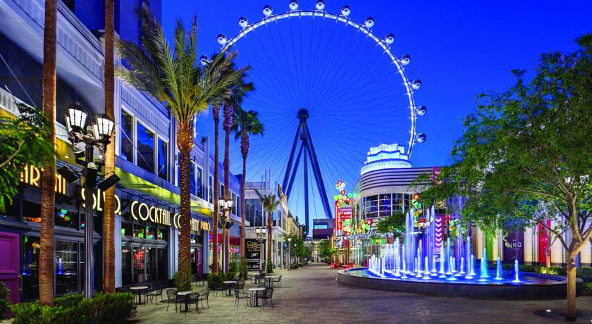 The Linq Passage