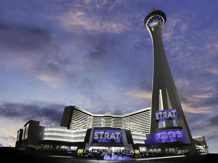 The Strat Hotel
