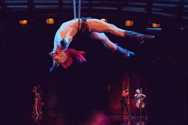 Zumanity Cirque du Soleil | Vegas Day And Night